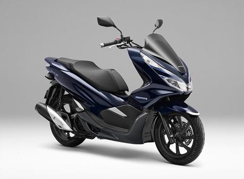 Kết quả hình ảnh cho Honda PCX 2019: