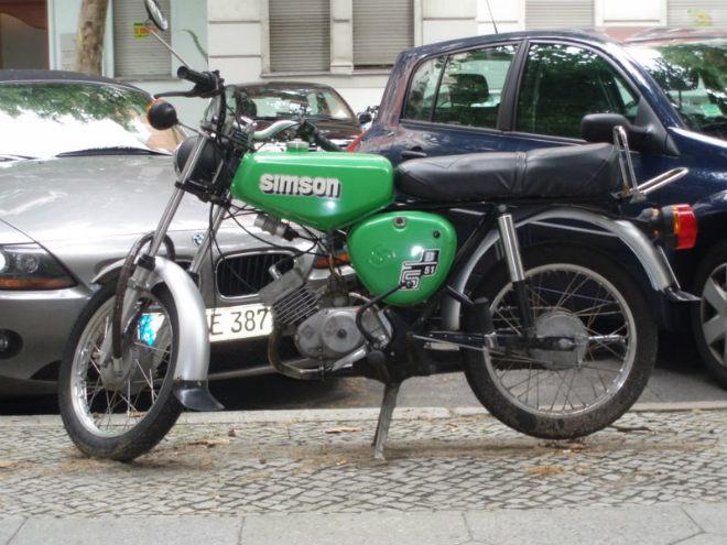 Simson hào hoa hơn Honda Super Cub nhưng... đoản mệnh - 1