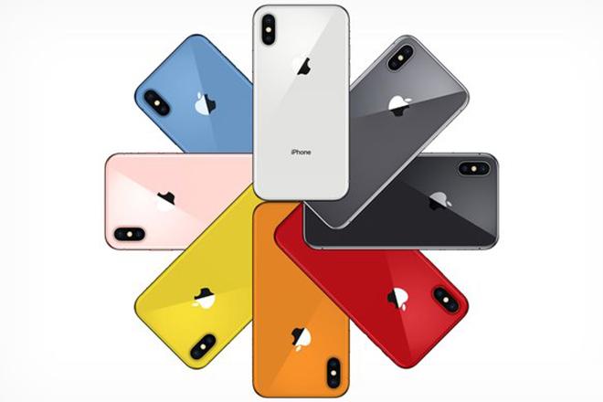 iPhone ngày càng đa sắc - không nâng cấp mới lạ - 1
