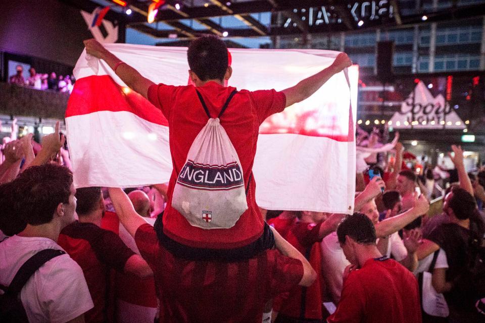 """Thua Croatia tại World Cup, kinh tế Anh """"bỏ lỡ"""" gần 83 nghìn tỷ đồng - 1"""