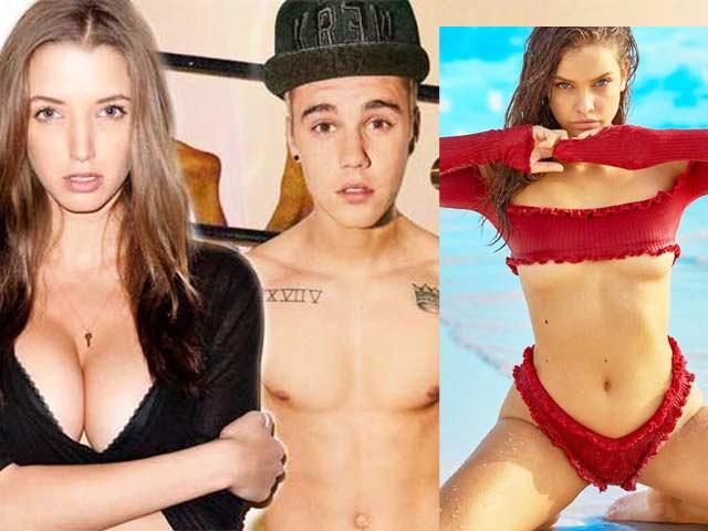 11 người mẫu xinh đẹp trên đường tinh của Justin Bieber