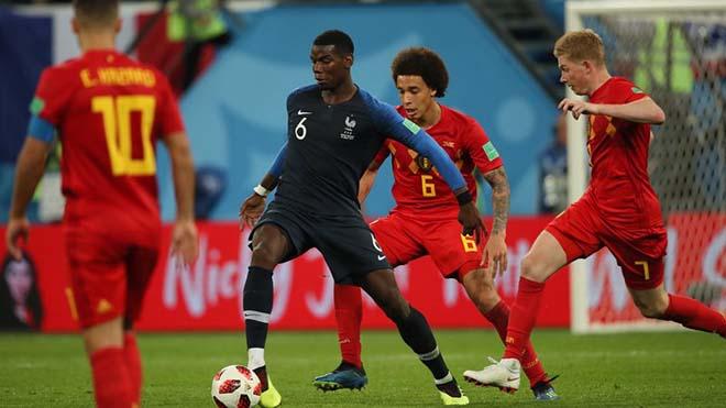 Pogba tỏa sáng, ĐT Pháp vào chung kết World Cup: Cú tát vào mặt Mourinho - 1