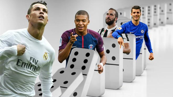 """Ronaldo rời Real: Châu Âu điên đảo, hiệu ứng domino """"bom tấn"""" nổ đồng loạt - 1"""