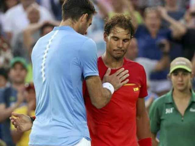 Cập nhật Wimbledon ngày 9: Nadal gặp lại Del Potro, Federer đứng trước kỷ lục