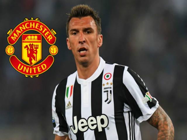 """Chuyển nhượng MU: Ronaldo đến Juventus, """"Quỷ đỏ"""" sẽ có Mandzukic?"""