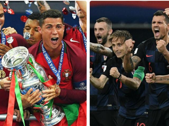 """Croatia đấu Pháp chung kết World Cup: """"Bản sao"""" BĐN, ác mộng Euro 2016 hiện về?"""