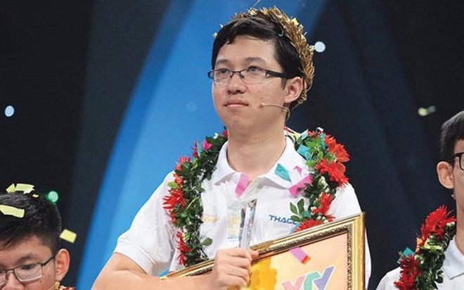 """Hé lộ điểm thi THPT của """"cậu bé Google"""" Phan Đăng Nhật Minh - 1"""