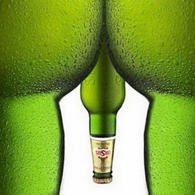 Coi chừng nhìn nhầm (11): Ôm bia thì được, bia ôm thì đừng - 1