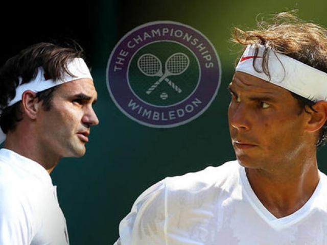 """Federer lần thứ 2 thua sốc ở Wimbledon, Nadal tạ lỗi vì """"niệm thần chú"""""""