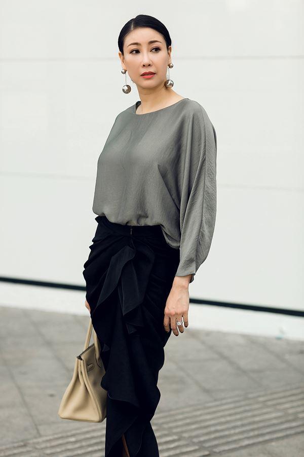 Hoa hậu Hà Kiều Anh tiết lộ bí quyết giảm cân - 1