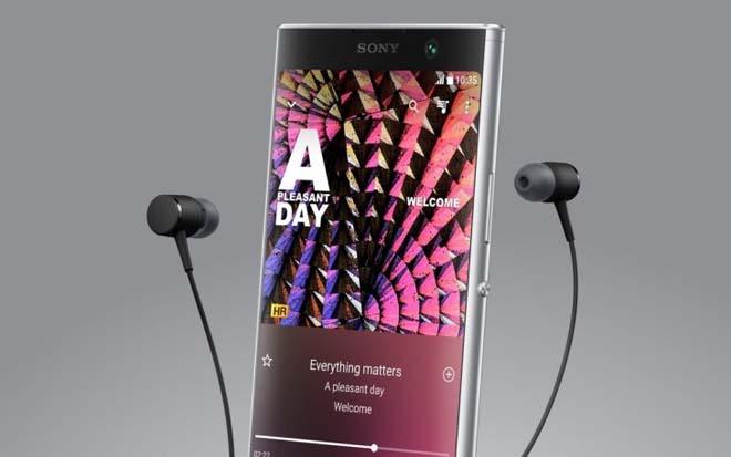 Sony Xperia XA2 Plus chính thức ra mắt, camera 23MP - 1