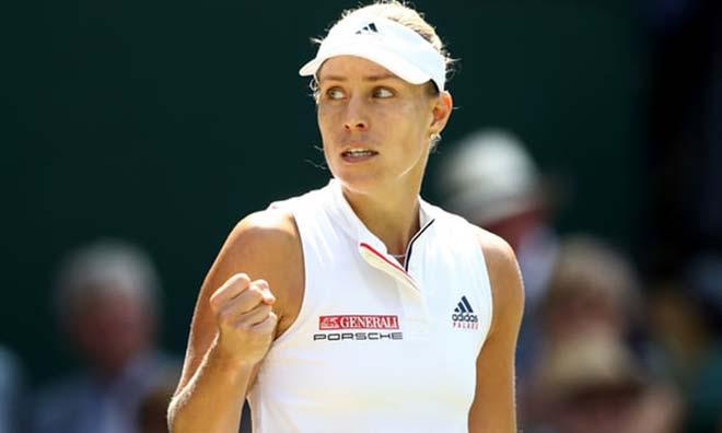 Kerber - Ostapenko: Đối sách thông minh, định đoạt chóng vánh (Bán kết Wimbledon) - 1
