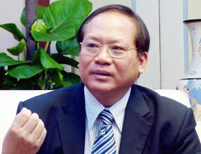 Cho thôi chức bí thư Ban cán sự đảng với ông Trương Minh Tuấn - 1