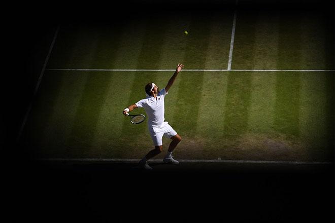 Kinh điển Wimbledon: Nadal - Federer mướt mồ hôi, Djokovic nở nụ cười - 1