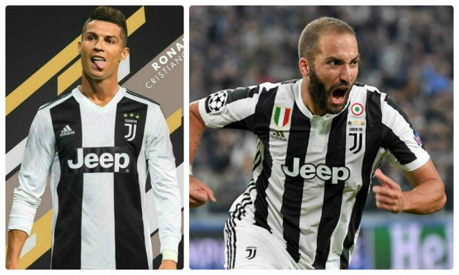 """Tin HOT bóng đá tối 12/7: Vì Ronaldo, Juventus """"xử phũ"""" Higuain - 1"""