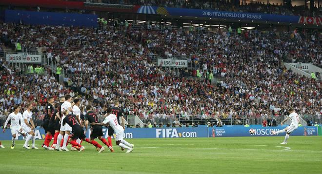 """Tuyển Anh """"gầm vang"""" World Cup: SAO Tottenham vẽ tuyệt phẩm đá phạt ngất ngây - 1"""