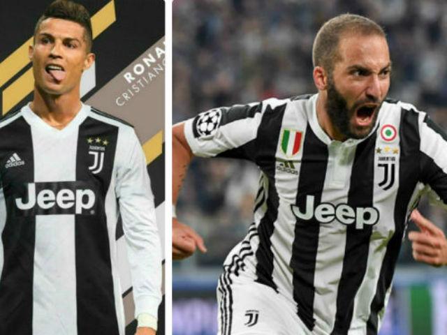"""Tin HOT bóng đá tối 12/7: Vì Ronaldo, Juventus """"xử phũ"""" Higuain"""