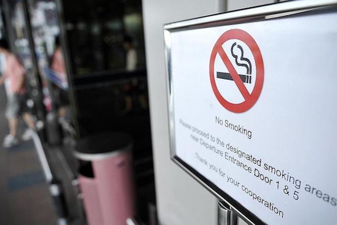 Singapore lắp camera để bắt quả tang người hút thuốc lá - 1