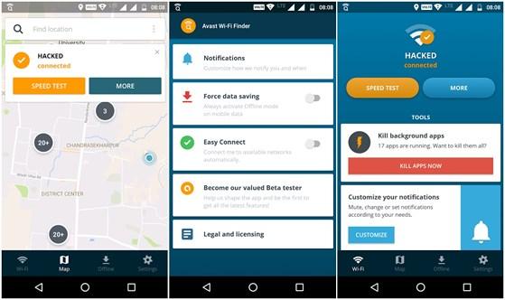 1 1531452229 102 width559height332 5 ứng dụng tìm Wi Fi miễn phí tốt nhất cho Android
