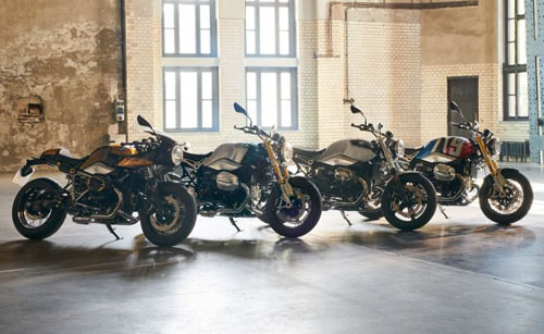 Loạt BMW R nineT 2019 sẽ khoác áo mới lộng lẫy hơn - 1