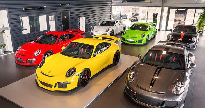 Màu sắc của xe tiết lộ tính cách gì của bạn? - 1