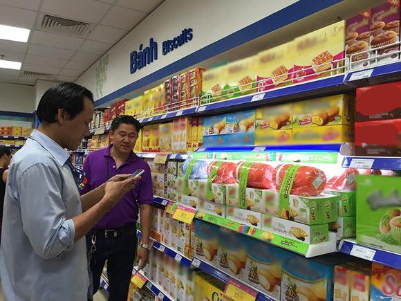 Mỗi gia đình Việt chi 1 triệu đồng/năm mua bánh kẹo - 1
