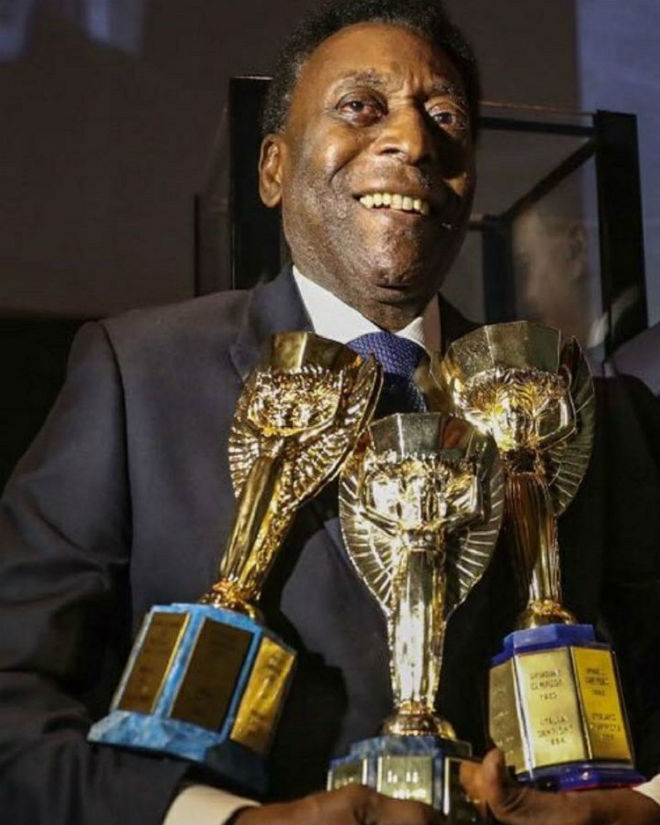 """Vua bóng đá Pele trổ tài """"đoán toàn sai"""" World Cup 2018: Sự thật bất ngờ - 1"""