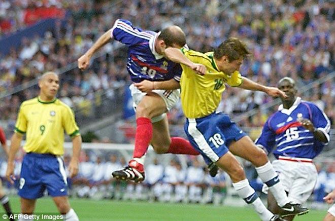 20 năm Pháp hạ Brazil vô địch World Cup: Croatia có gặp bi kịch như Rô béo? - 1