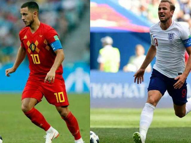 Anh – Bỉ tranh hạng ba World Cup: Nước mắt và danh dự!