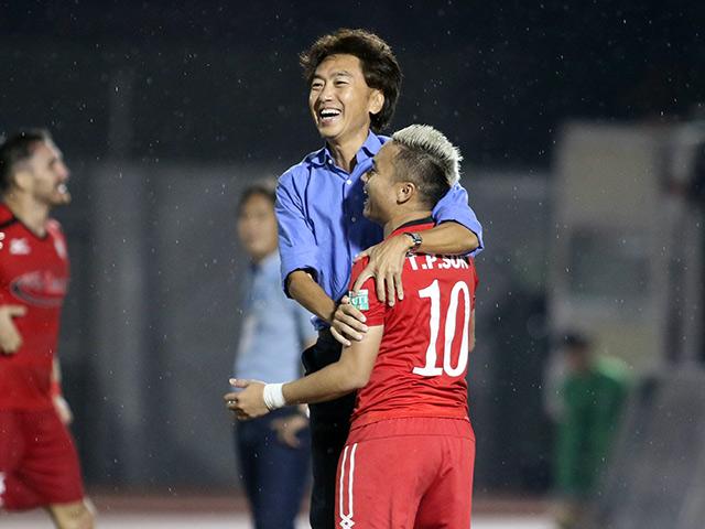 """HLV Minh Phương ám chỉ trọng tài """"giúp sức"""" để đội HLV Miura thắng"""