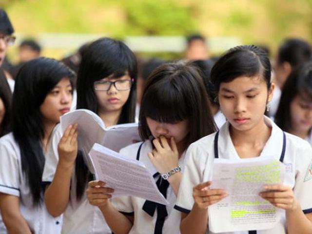 ĐH Bách Khoa Hà Nội lấy điểm chuẩn cao nhất 26 điểm?