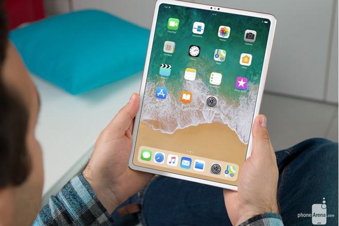 Xác nhận: Apple chuẩn bị tung iPad Pro 11 inch - 1