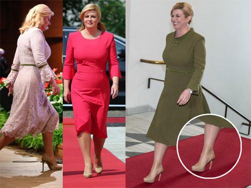 """Đẳng cấp mặc đẹp của """"nữ tổng thống gợi cảm nhất thế giới"""" - 9"""