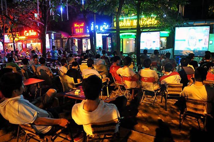 Gợi ý các điểm xem trận chung kết World Cup 2018 lý tưởng ở Hà Nội - 1