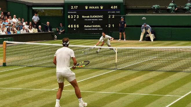 Nadal - Djokovic: Hơn 5 tiếng kinh điển, vượt ải khó oai hùng (Bán kết Wimbledon) - 1