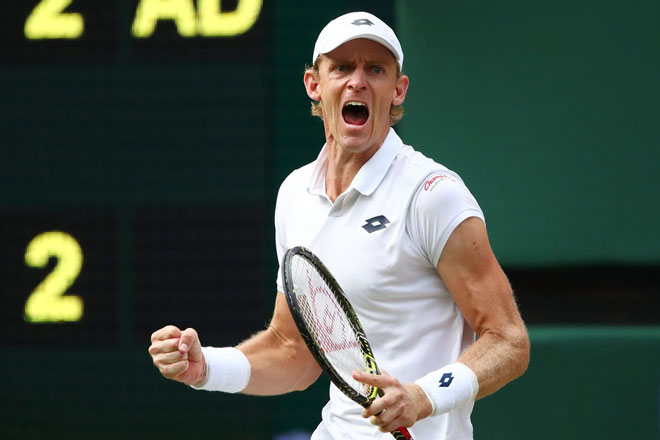 Anderson - Isner: Hơn 6 giờ kịch chiến, 102 cú ace (Bán kết Wimbledon) - 1