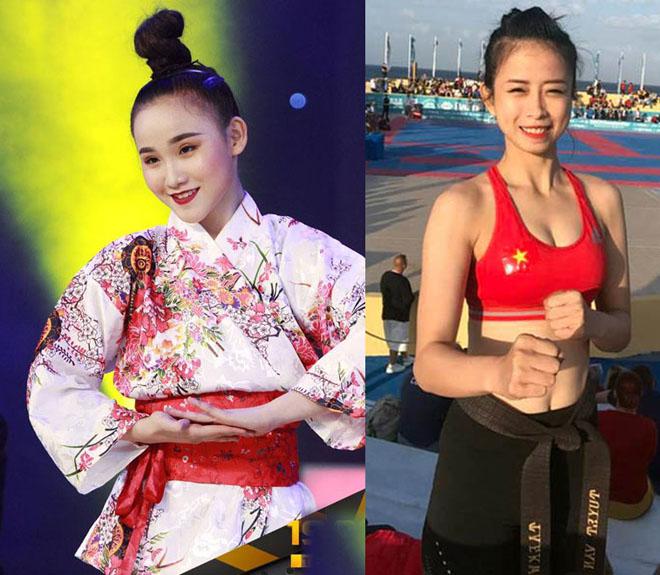 Phong cách tuổi teen của em gái hoa khôi Taekwondo Châu Tuyết Vân - 1