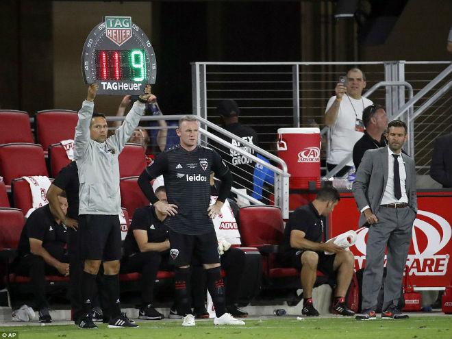 Rooney bùng nổ chào sân MLS: Dấu ấn 2 bàn, đội nhà thắng lớn - 1