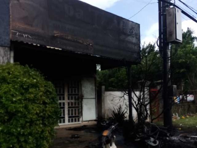 Sau tiếng nổ lớn, 2 công nhân điện lực ở Sài Gòn trọng thương