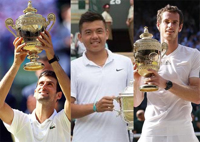 Bảng xếp hạng tennis 16/7: Djokovic vào top 10, Lý Hoàng Nam hạ bệ Murray - 1