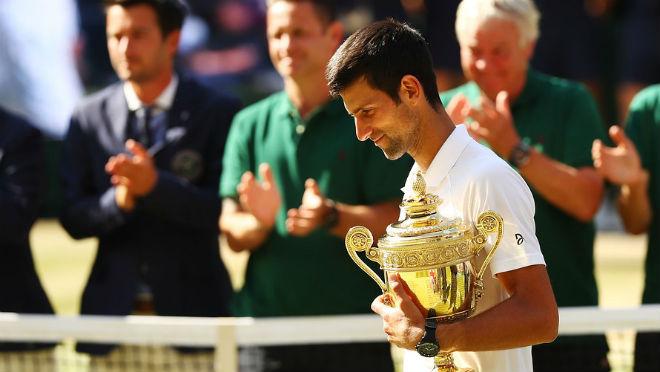 Tennis 24/7: Thầy cũ Djokovic tranh nhà với vợ hai, Federer hưởng lạc - 1