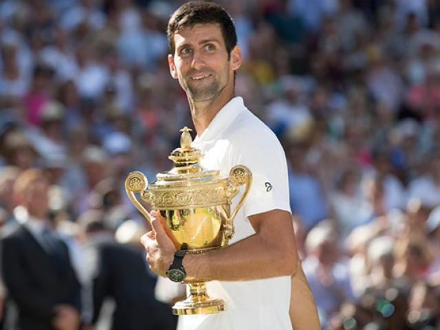 Djokovic lại vô địch Wimbledon: Báo động thế giới tennis, Federer - Nadal có sợ?