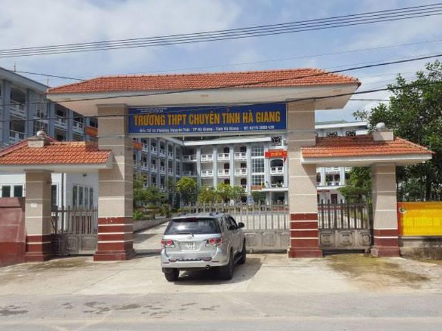 Có thí sinh ở Hà Giang được nâng tới... 29,95 điểm - 1