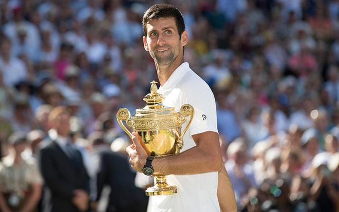 Djokovic lại vô địch Wimbledon: Báo động thế giới tennis, Federer - Nadal có sợ? - 1