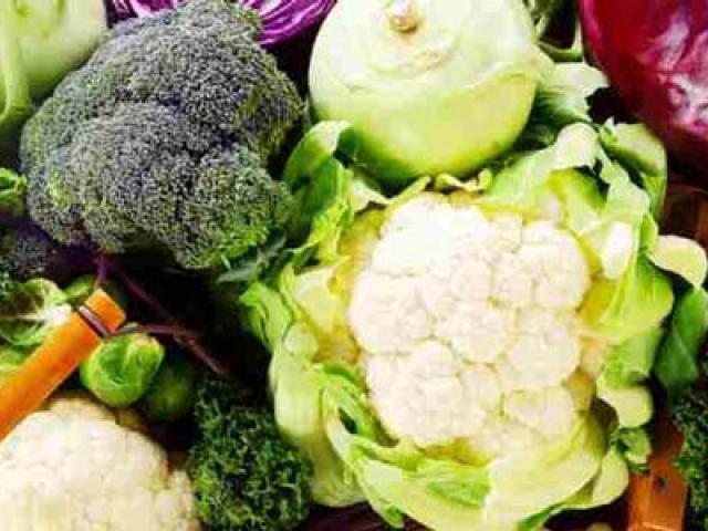 Ăn nhiều rau họ cải giảm nguy cơ ung thư vú