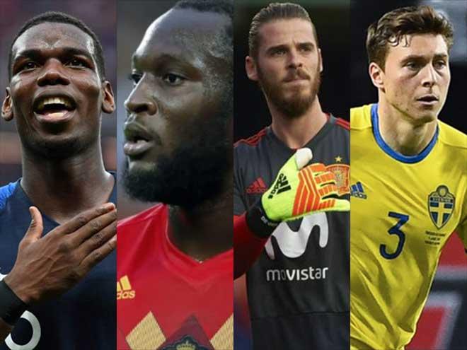 MU vắng 13 người: Virus World Cup hoành hành, khó vô địch Ngoại hạng - 1