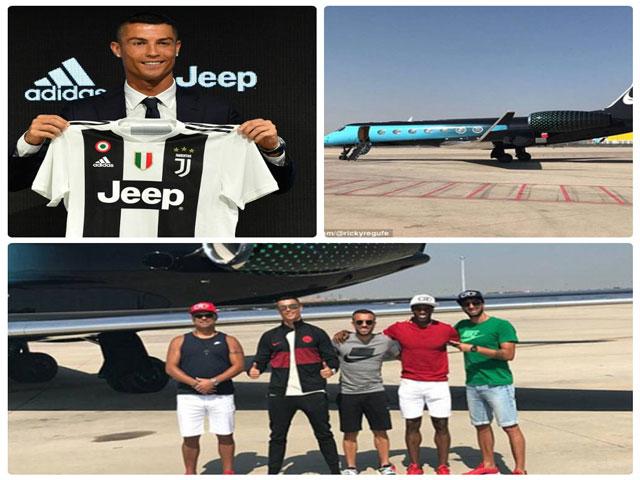 """Lý do Ronaldo """"tránh mặt"""" Real: Bỏ mặc Juventus, sang Trung Quốc kiếm tiền"""