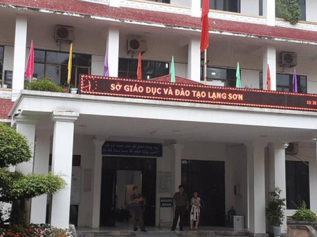 35 TS có điểm cao bất thường ở Lạng Sơn: Tổ công tác làm việc từ sáng tới tối