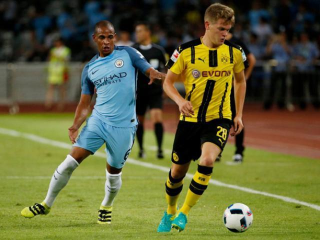 Man City – Dortmund: Pep và tân binh Mahrez 60 triệu bảng