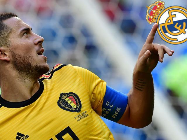 """""""Siêu bom tấn"""" Real sắp nổ: Đạt thỏa thuận mua Hazard 170 triệu bảng thay Ronaldo"""